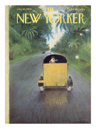 New Yorker Vintage Issue 1959