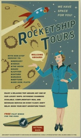 Rocketship Tours
