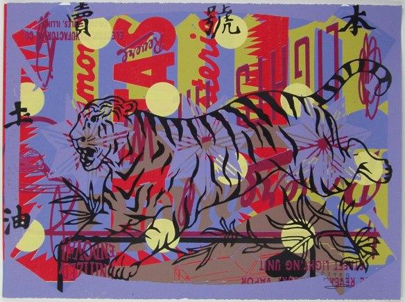 Mars Tiger