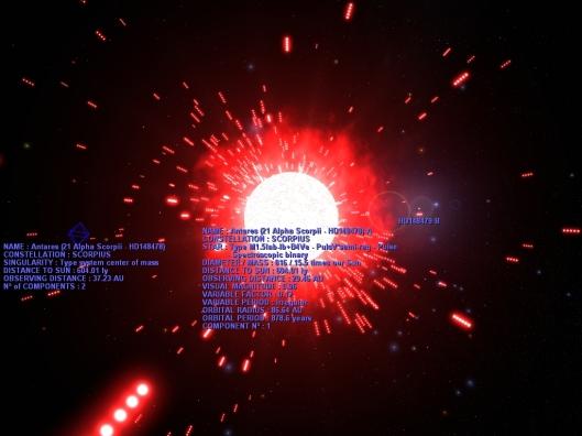 Antares Alpha Scorpius