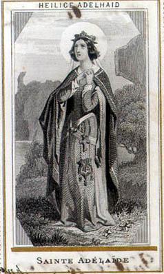 Empress, St. Adelaide