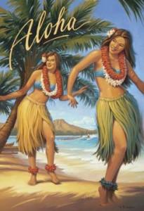 Kerne Hula Girls