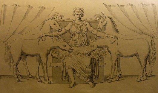 Goddess Epona