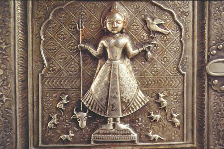 Karni Mata ~ Rat Goddess