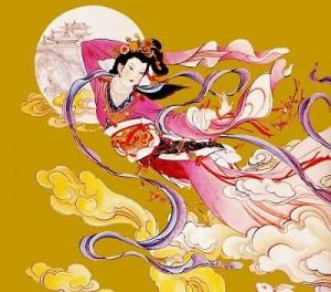 Moon Festival Goddess