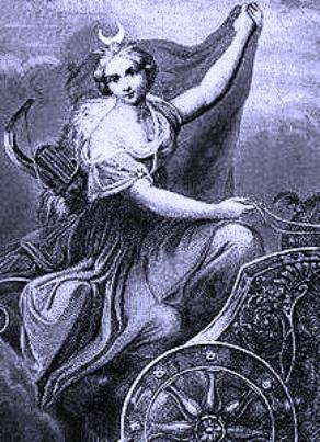 Luna Moon Goddess