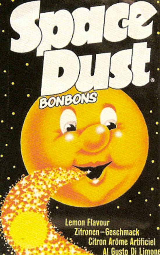 Space Dust Bonbons