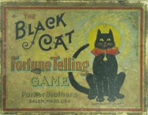 Black Cat Fortune Game