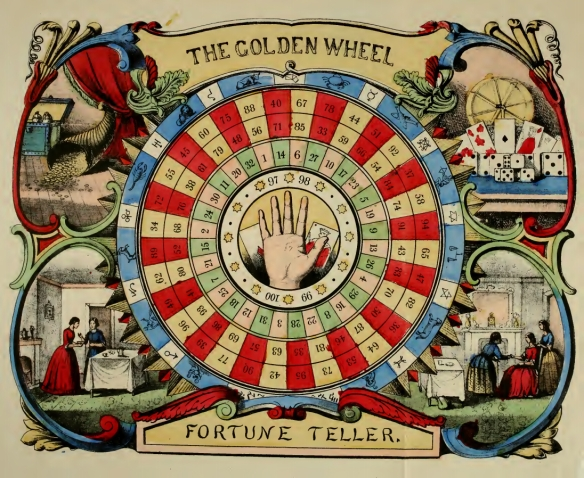 The Golden Wheel of Fortune