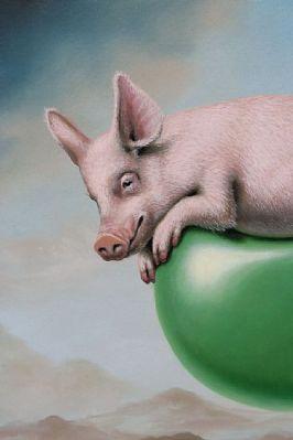 Pig Lift by Linda R. Herzog