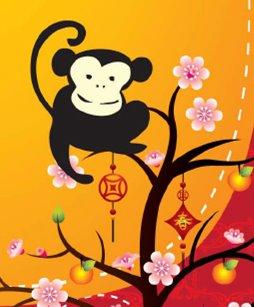 monkey blossoms