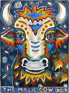 the Magic Cow
