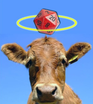 Polyhedral Cow