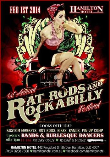 Rat Rods & Rockabilly