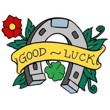 good luck tattoos