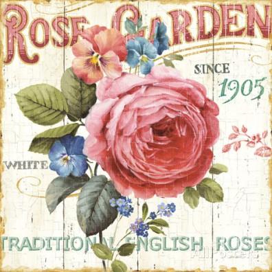 Rose Garden poster
