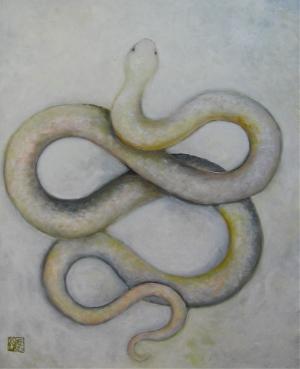 Kundalini White Snake Spirit