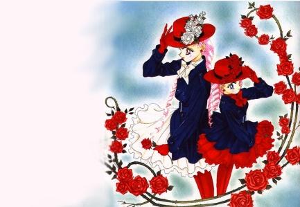 Rose Sisters ~ Moon Sisters