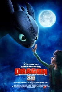 How to Train Your Dragon, circa 2010