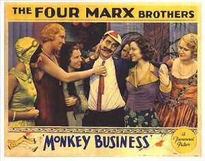 Monkey Business, circa 1931