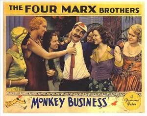 Monkey Business, circa 1931