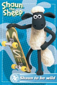 Shaun the Sheep, circa 2015