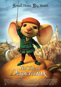 The Tale of Despereaux, circa 2008
