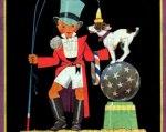 circus dog