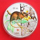 silver rat coin