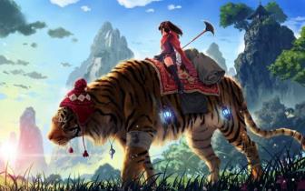 Angel Tiger