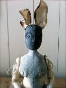 Blue Rabbit | the pale rook