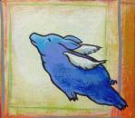 Blue Angel Pig
