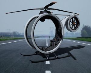 Zero Helicopter by Hector Del Amo