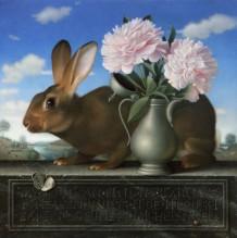 Belgian Hare and Michelangelo