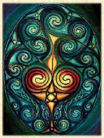 Celtic Cosmic Egg