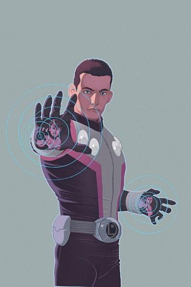 Cosmic Boy | Legion of Heroes