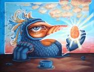Cosmic Egg - Eros Phanes