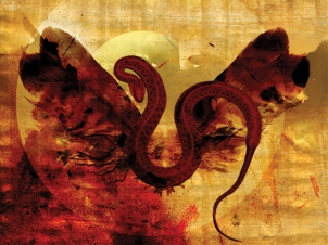 World Serpent by Austin Shaw