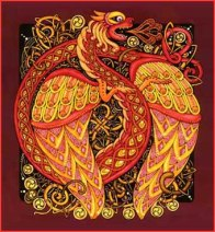 Celtic Dragon | Dandi Palmer