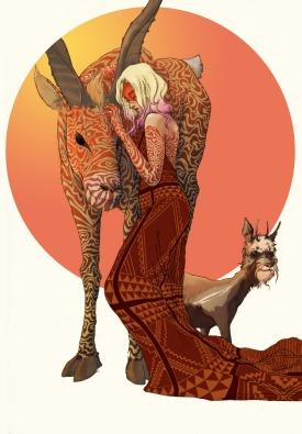 Gazelle | Ken K Chung