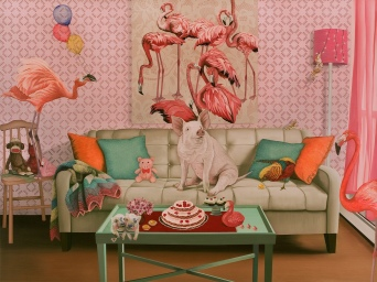Party Pigs and Pink Flamingos | Elisa Egrejo