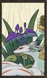 Hanafuda Snake