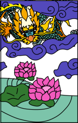 Hanafuda Dragon