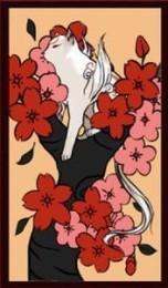 Hanafuda Cat