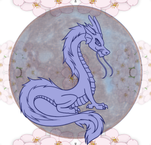 Peach Blossom Dragon