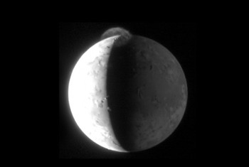 Io Plume Jupiter Moon | NASA
