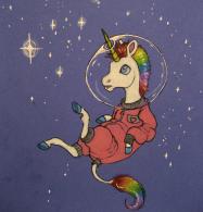 Astronaut Unicorn | Cinderellapop
