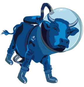 Lunar Cow | Charlie Wager