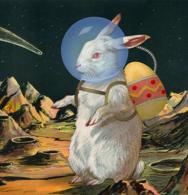Space Bunny | Ganapati