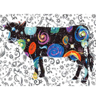Space Cow | Cheryl